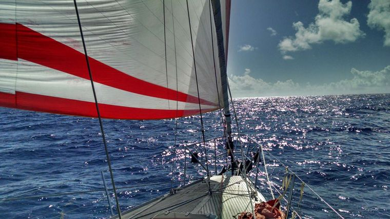 CAP II Yacht Charter - Spinaker Sailing