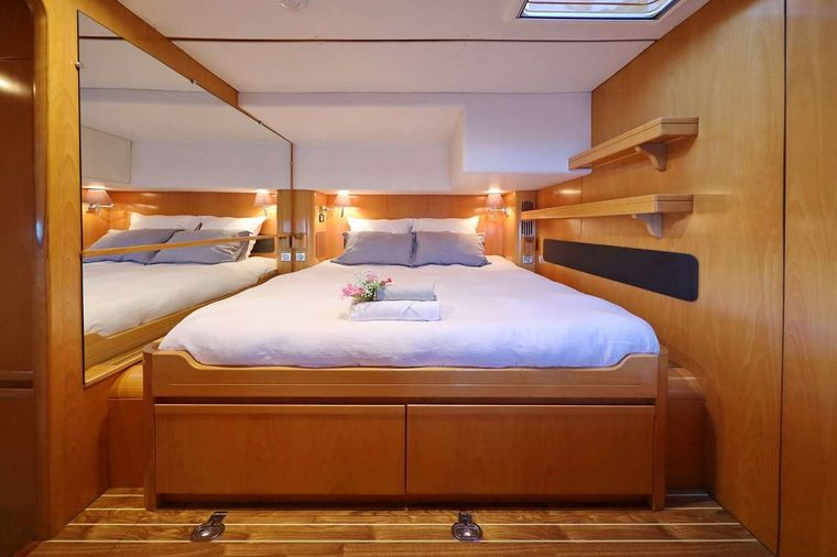 OCEAN MED Yacht Charter - Our amazing crew