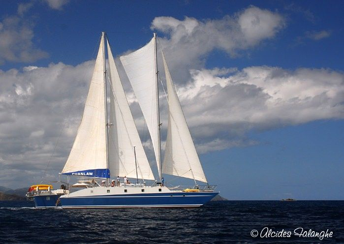 CUAN LAW Yacht Charter - Ritzy Charters