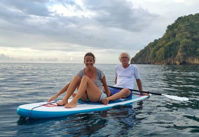 THE DOVE Yacht Charter - Paddle Boards