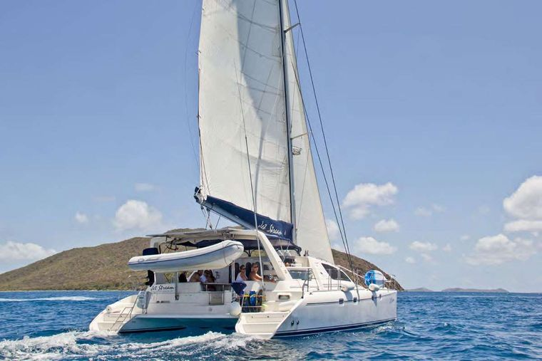 JET STREAM Yacht Charter - Ritzy Charters