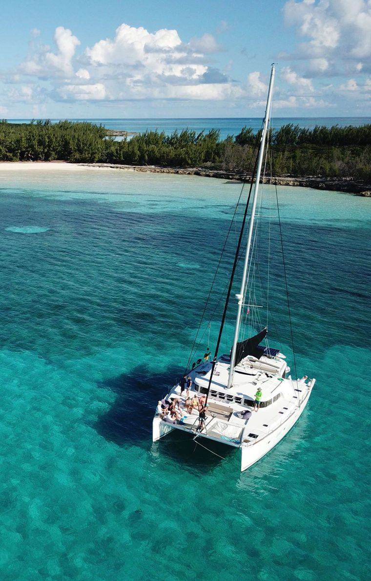 CATATONIC 500 Yacht Charter - ...to unforgettable destinations.