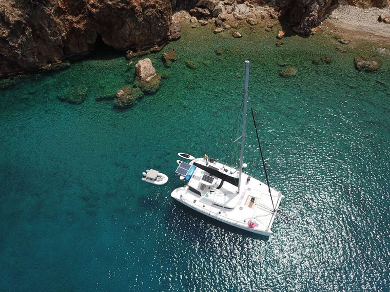 CATATONIC 500 Yacht Charter - ...and the vacation of a lifetime!