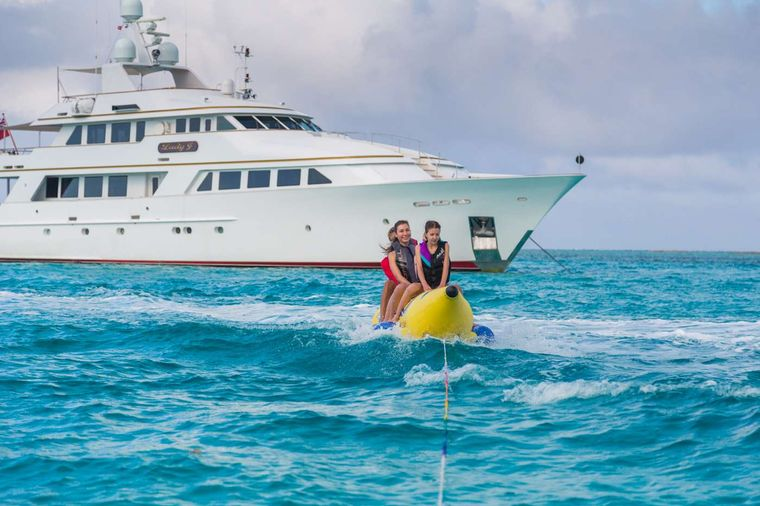 LADY J Yacht Charter - Water Toys