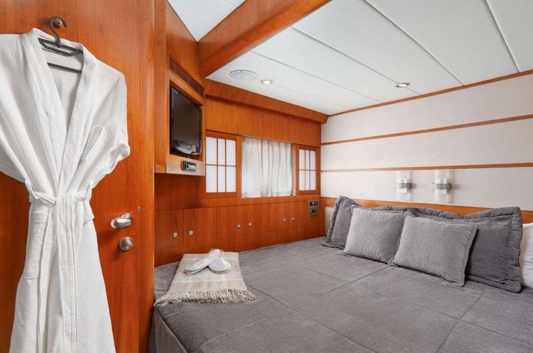 ANNABEL II Yacht Charter - Double convertible cabin