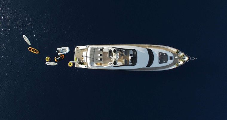 IRENE'S Yacht Charter - Ritzy Charters
