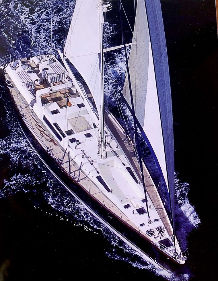 AMADEUS Yacht Charter - Overview