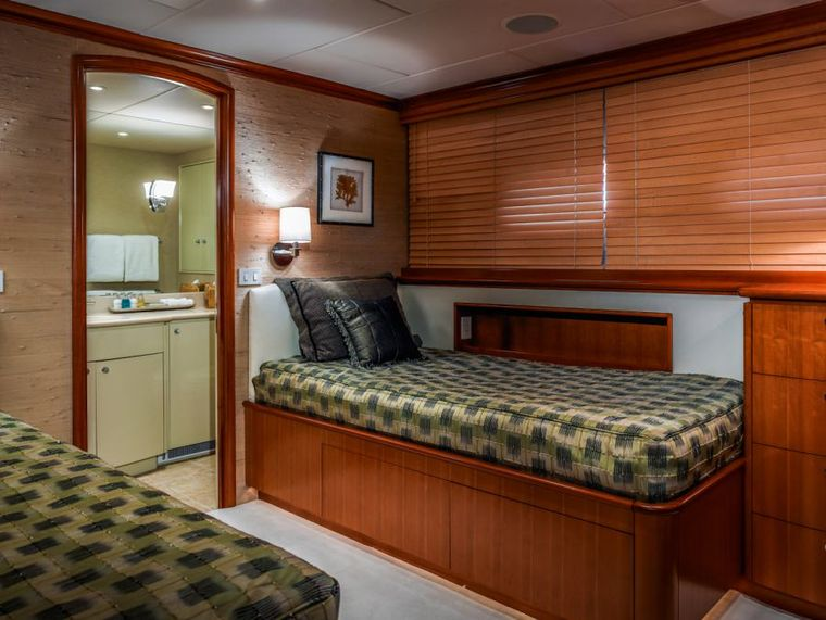 MURPHY'S LAW Yacht Charter - Twin