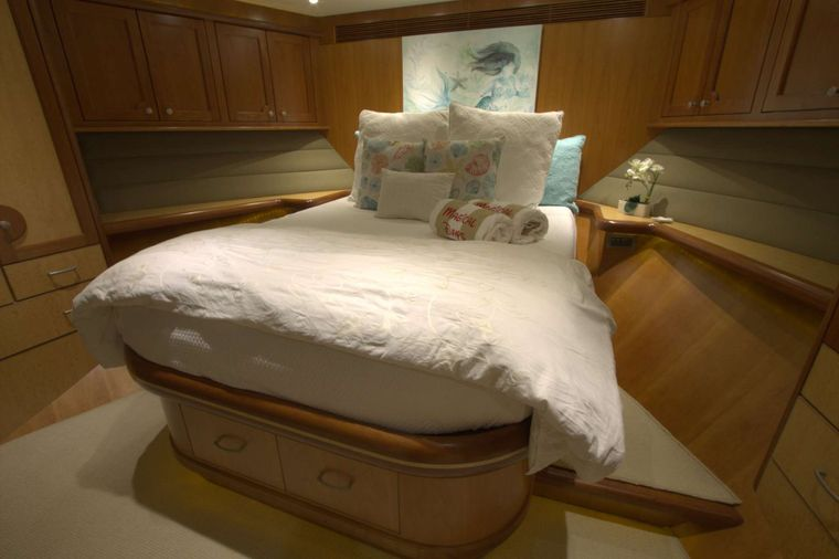 MAGICAL DAYS Yacht Charter - VIP Stateroom