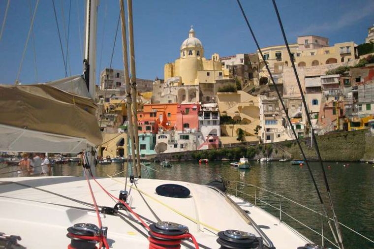 MOBY DICK Yacht Charter - Moby Dick near Napoli
