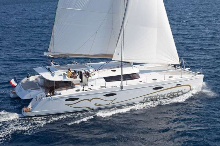 MOBY DICK Yacht Charter - Sailing