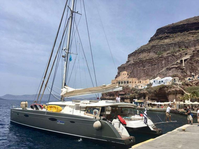 WORLD'S END (MED) Yacht Charter - New Exterior colour