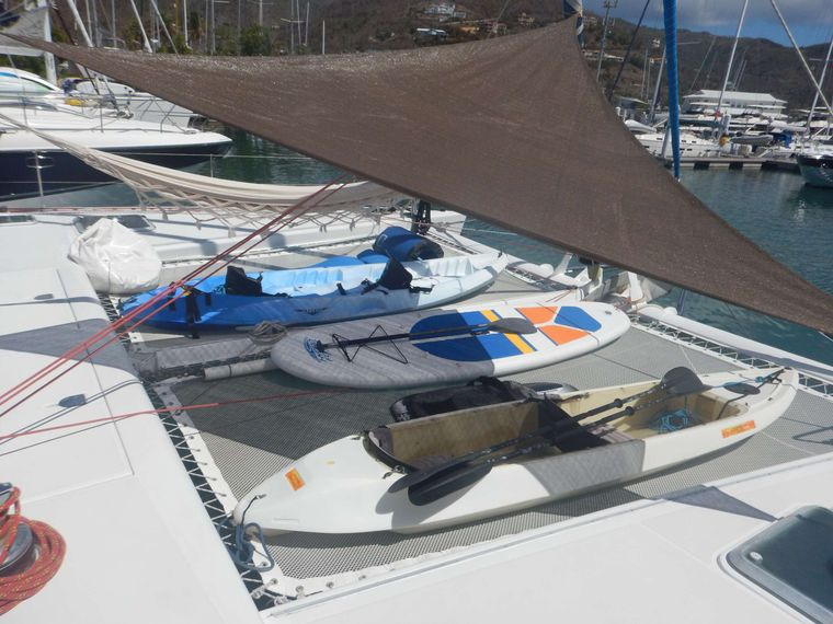 VISION Yacht Charter - Water toys