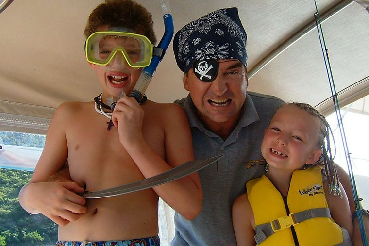 VISION Yacht Charter - And Kids love it too!
