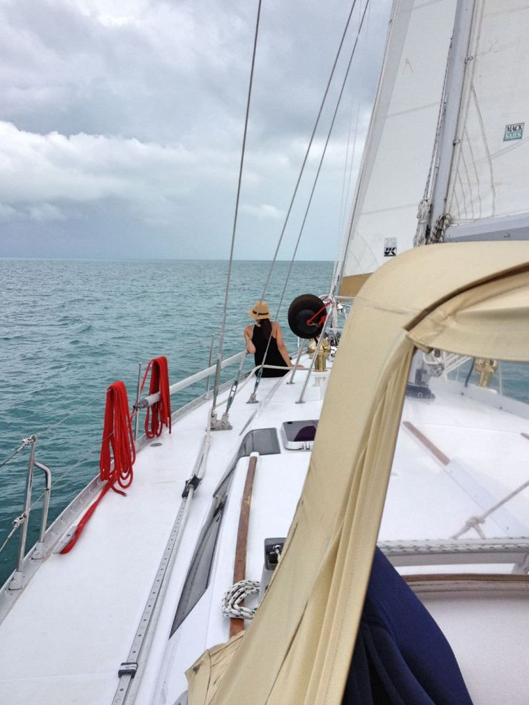 ZEPHYRUS Yacht Charter - Time for reflection