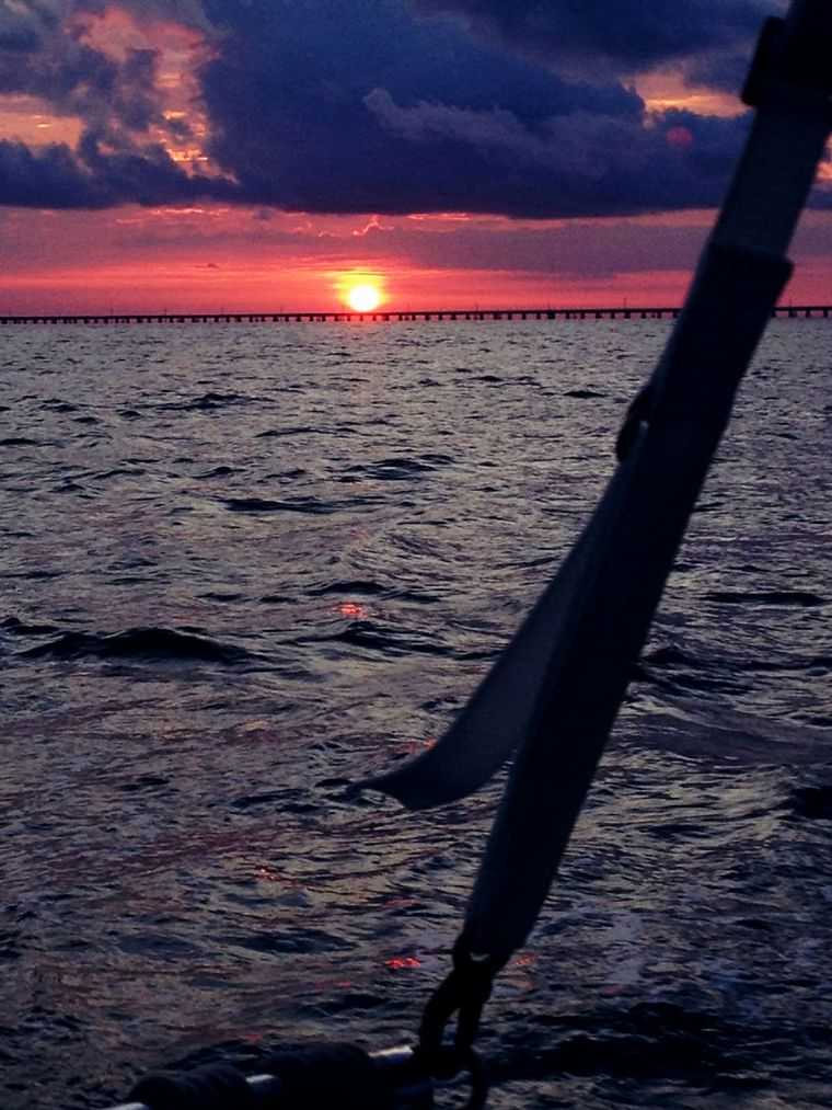 ZEPHYRUS Yacht Charter - And beautiful sunsets