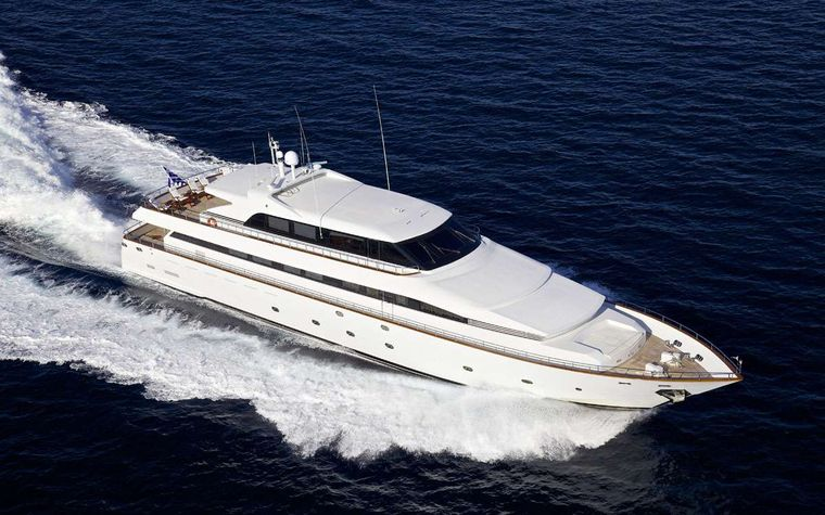 LET IT BE Yacht Charter - Ritzy Charters