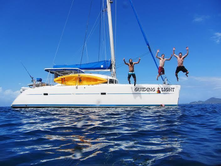 GUIDING LIGHT Yacht Charter - Ritzy Charters