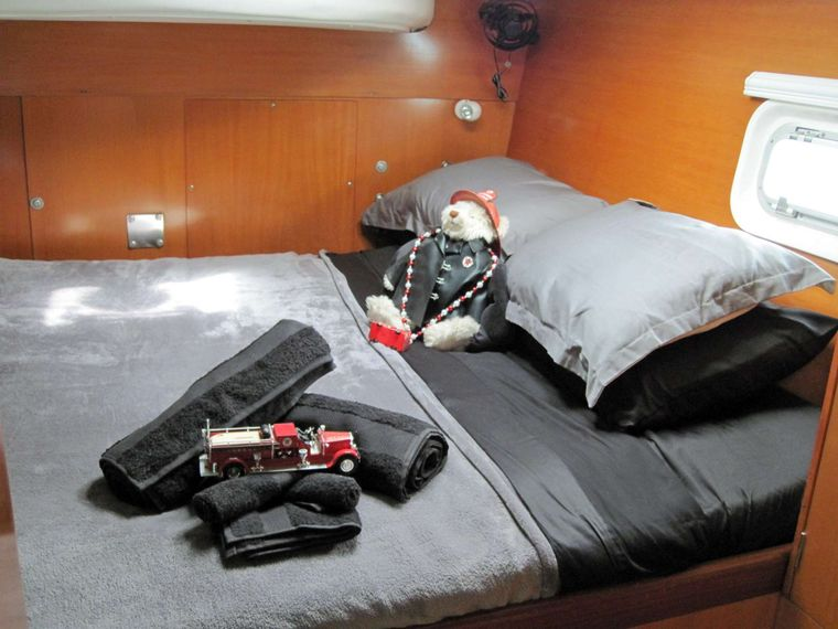 GUIDING LIGHT Yacht Charter - Fire Fighting Room - Port Side Aft