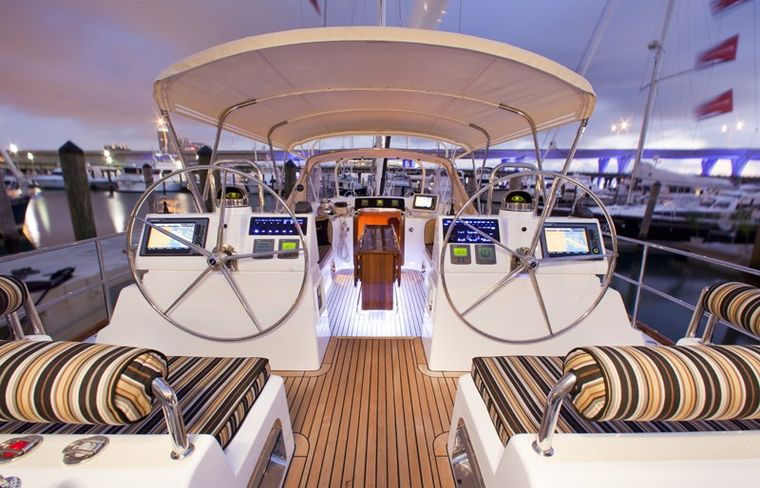 ARCHANGEL Yacht Charter - Twin Helm