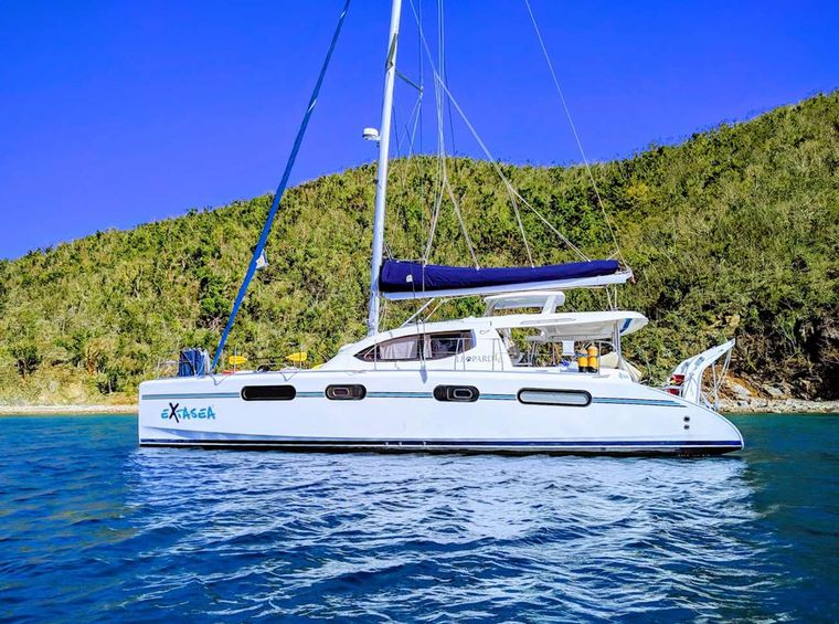 EXTASEA 2 Yacht Charter - Ritzy Charters