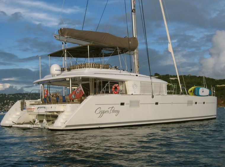 COPPER PENNY Yacht Charter - Ritzy Charters
