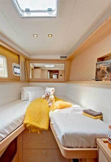 AMELIA Yacht Charter - Comfortable and Luxurious cabins!