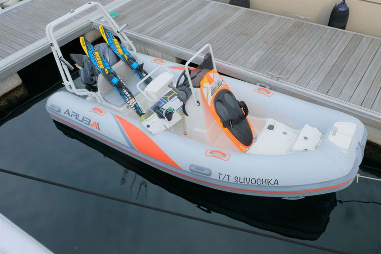 ODYSSEA Yacht Charter - Dinghy & Water Sports Toys