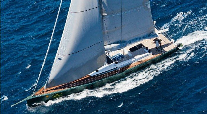 SHAMLOR Yacht Charter - Ritzy Charters