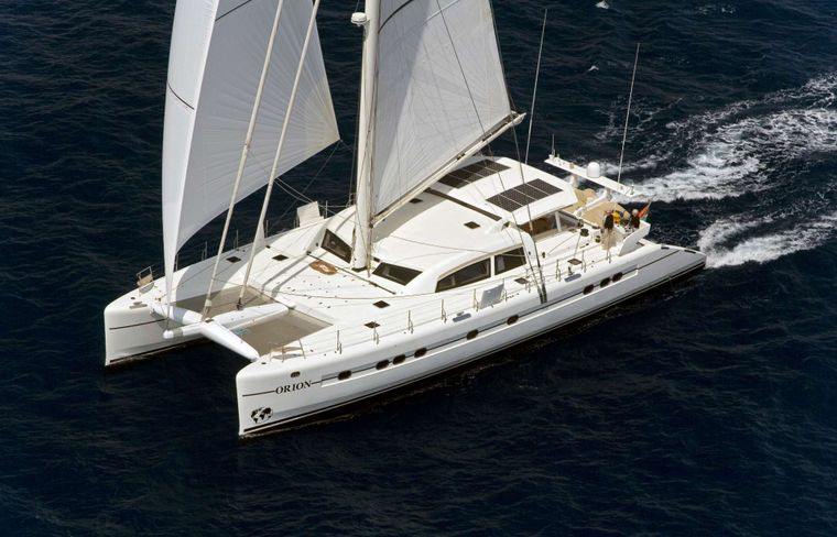 ORION 90 Yacht Charter - Ritzy Charters
