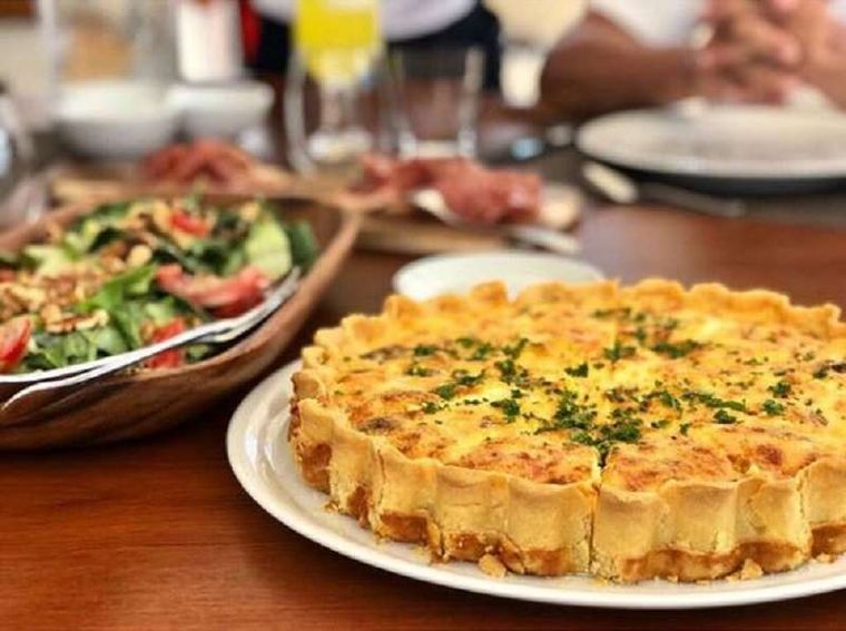 ORION 90 Yacht Charter - Quiche