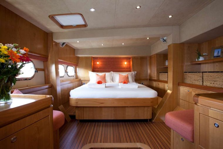 ORION 90 Yacht Charter - Master