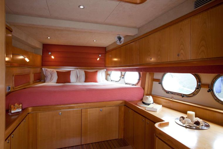 ORION 90 Yacht Charter - VIP