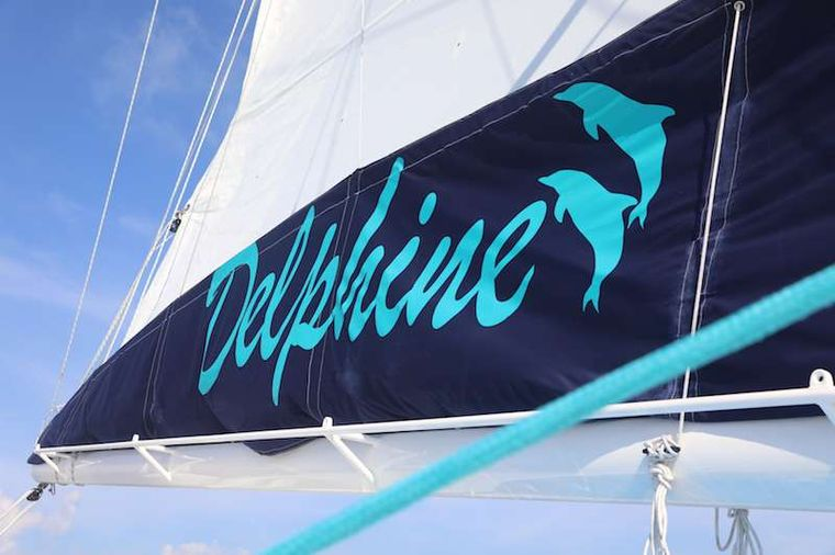 DELPHINE Yacht Charter - New Stackpack
