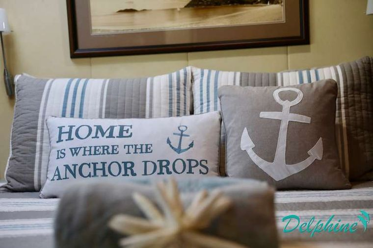 DELPHINE Yacht Charter - Where the Anchor Rests