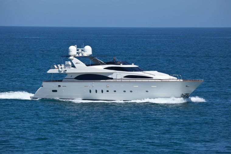 Super Yacht Charter - Ritzy Charters