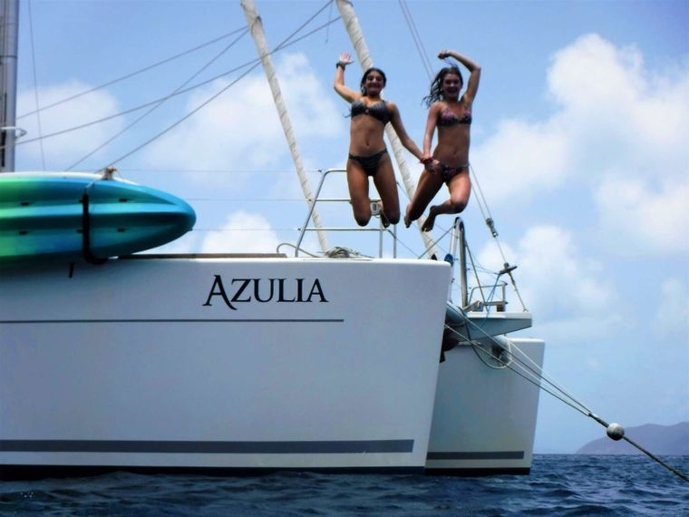 AZULIA II Yacht Charter - Have a great vacation!