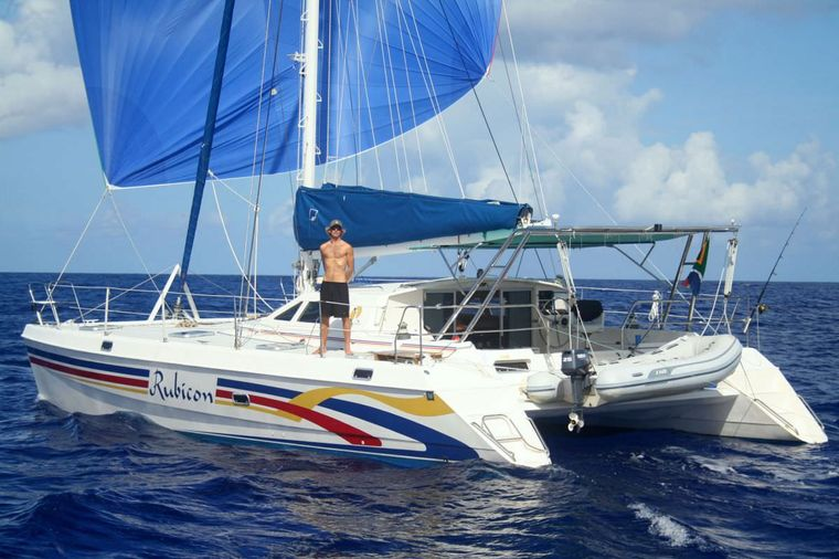 RUBICON Yacht Charter - Rubicon and Captain