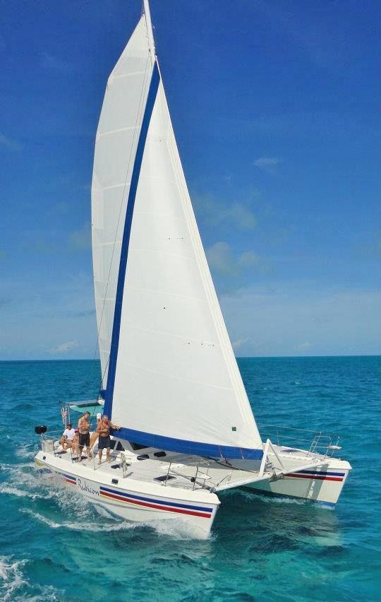 RUBICON Yacht Charter - Exhilarating Sailing
