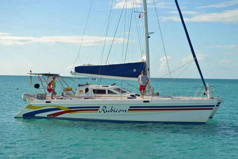 RUBICON Yacht Charter - Rubicon in the Bahamas