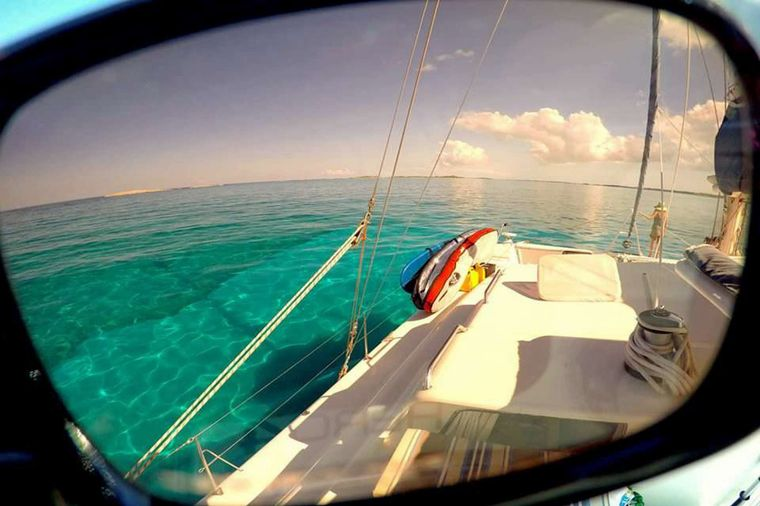 SWISH Yacht Charter - This could be you on Swish!
