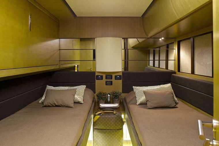 SOLARIS Yacht Charter - Twin Stateroom
