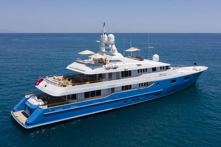 MOSAIQUE Yacht Charter - Ritzy Charters