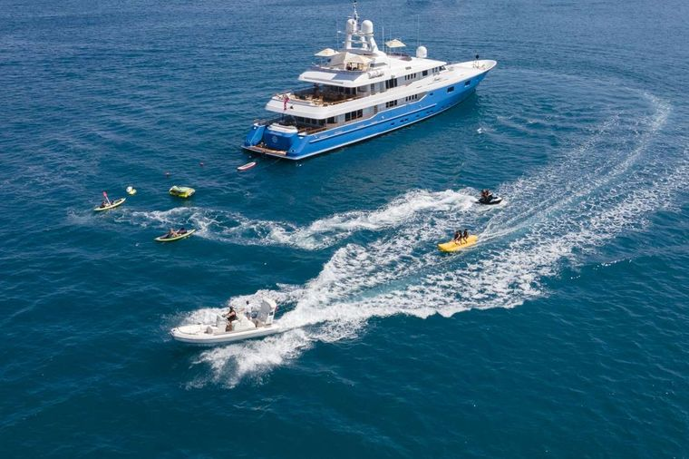 MOSAIQUE Yacht Charter - Mosaique - Water toys