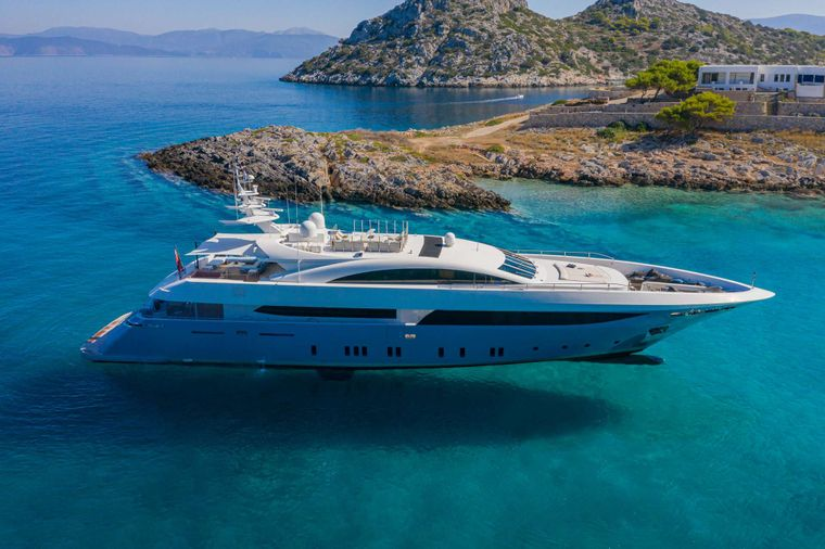 BARENTS SEA Yacht Charter - Ritzy Charters
