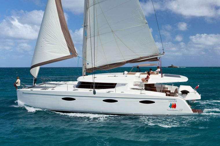 ALIVE - LUXURY TW59 Yacht Charter - Ritzy Charters
