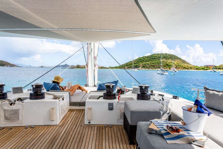 SERENITY NOW Yacht Charter - Ritzy Charters