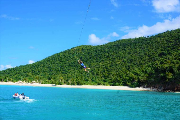SERENITY NOW Yacht Charter - SLING SHOT