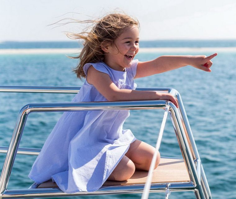 WINDQUEST Yacht Charter - Family Fun on WindQuest
