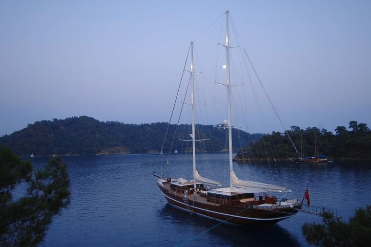 MARE NOSTRUM Yacht Charter - Ritzy Charters